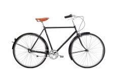 Pelago Bristol 3 - Perinteisen kaupunkipyörän arkkityyppi. Ajattoman tyylikäs pyörä, jossa ryhdikäs ajoasento ja vahva teräsrunko. Vakaa ja rauhallinen ajotuntuma, jolla hoituu arkiajot ja työmatkat kiireettömästi. Shimano Nexus 3-vaihteinen.