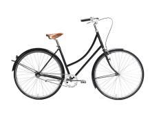 Pelago Brooklyn 3 - Suosittu, klassisen kaunis arkipyörä, jossa on ryhdikäs ajoasento. Vahva ja kevyt teräsrunko ja laadukkaat Shimanon (3-v) napavaihteet tekevät pyörästä luotettavan kumppanin. Vakaa ajaa, rullaa kevyesti. (Saatavilla myös 1-vaihteinen malli)