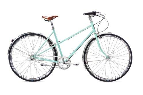 Pelago Capri - Siro ja ketterä kaupunkipyörä, jossa on maantiepyörän herkkyyttä siviilipukeissa. Rento ajoasento ja kevyt ohjattavuus tekevät pyörästä kepeän ajaa. Capri on myös palkittu muotoilunsa puolesta ja valittu Designmuseon kokoelmaan osana suomalaista nykymuotoilua ja tulevaisuuden klassikoita.
